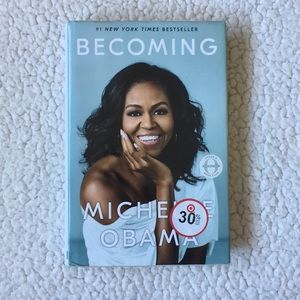 'Becoming' by: Michael Obama